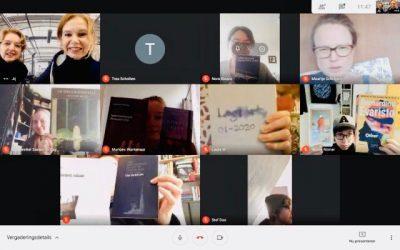 Teambuilding: workshop Creatief schrijven